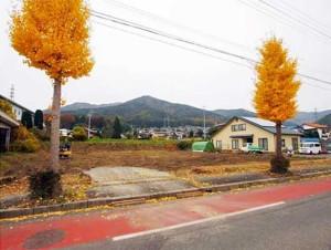 辰野町中央土地 A区画