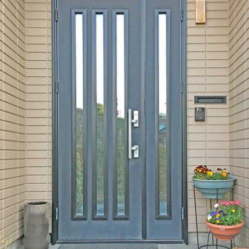 リフォーム前のドア