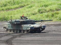 90式戦車(キューマル)