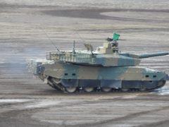 10式戦車 (ヒトマル)