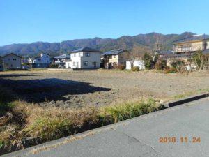 駅徒歩10分 辰野町伊那富分譲地2