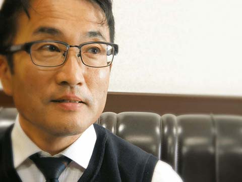 代表取締役 社長 松田文成