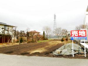バス停徒歩1分 箕輪町松島坂井南土地
