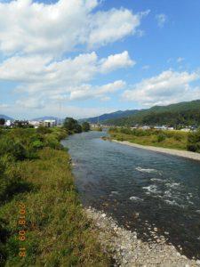 一級河川 天竜川