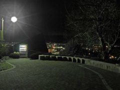 夜の立石公園