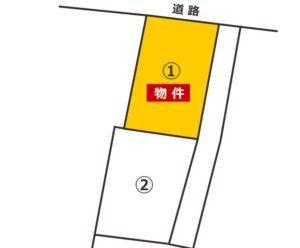【ご契約】長野県駒ケ根市赤穂土地①