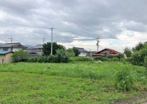 辰野町羽場土地2区画 2号地